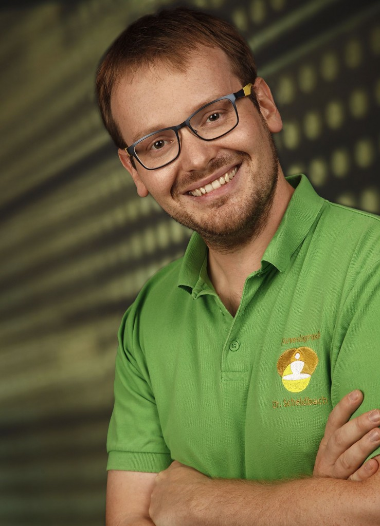 Scheidbach Daniel