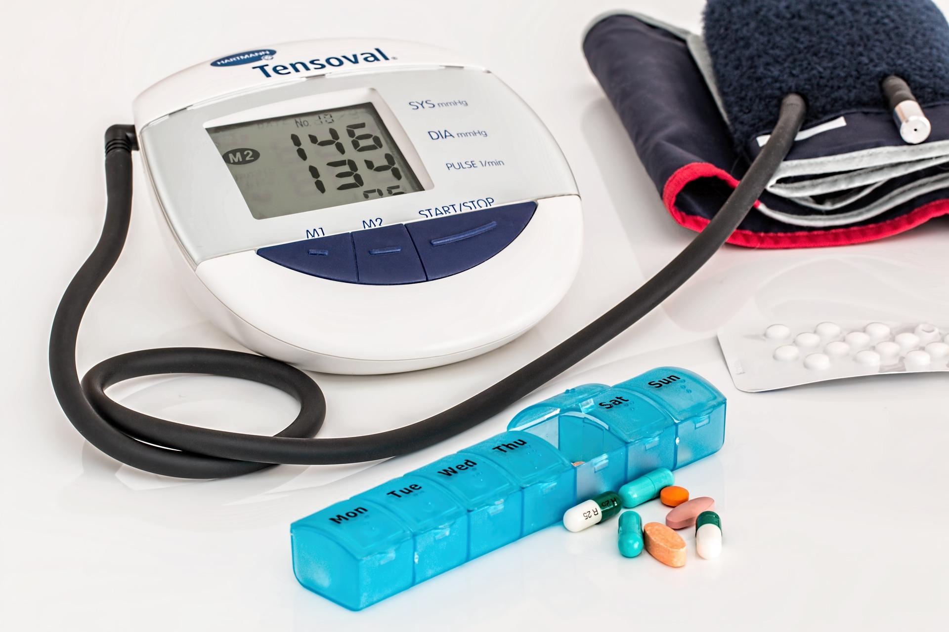 Blutdrucktherapie und Stärkung der Gefäße mit Ayurveda
