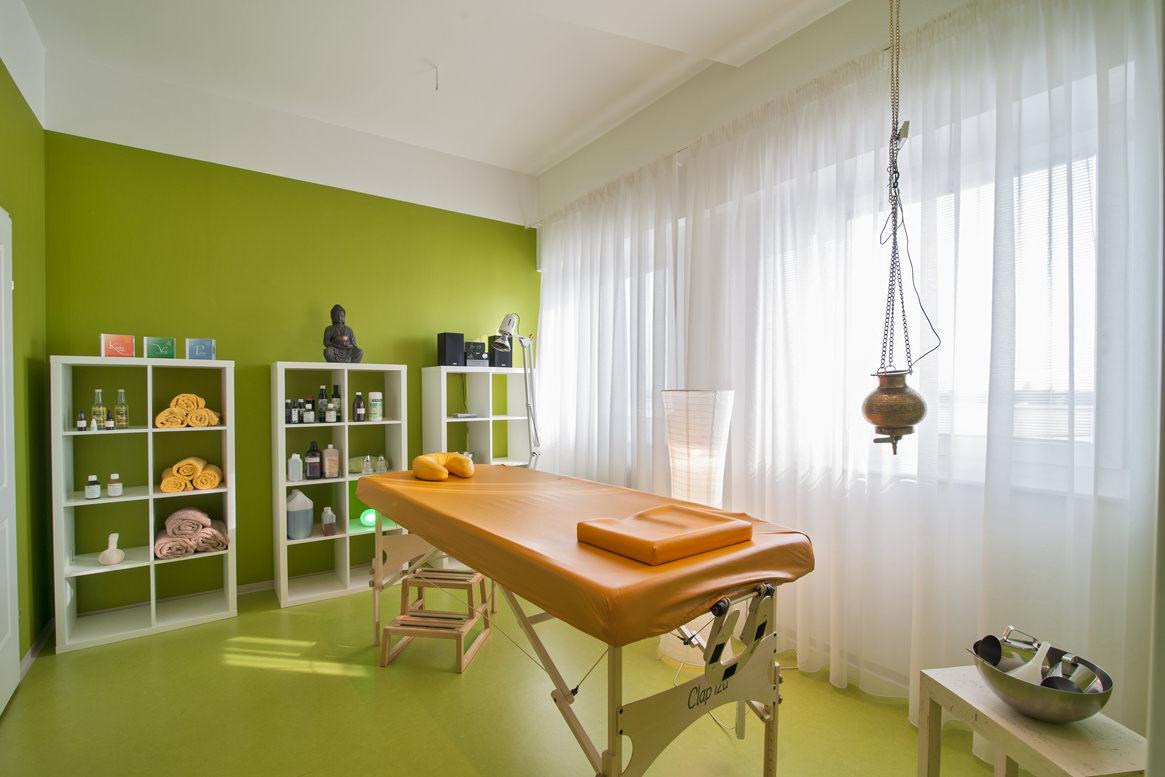 Ayurveda - Behandlungsraum