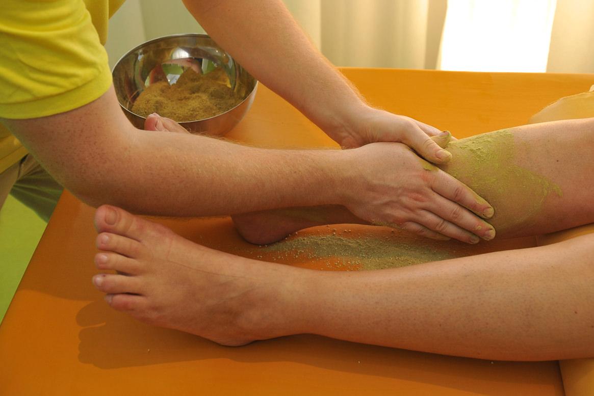 Ayurvedatherapie - die östliche Alternativmedizin