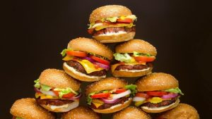 Burger ungesund