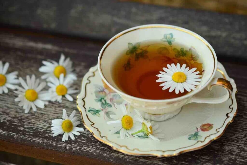 herbst vata dosha - kräuter tee
